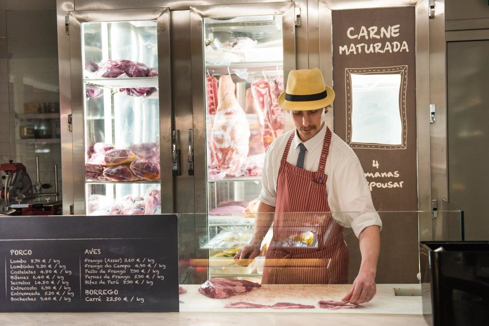 The Butcher at O Talho | Photo Credit: ©Find. Eat. Drink.