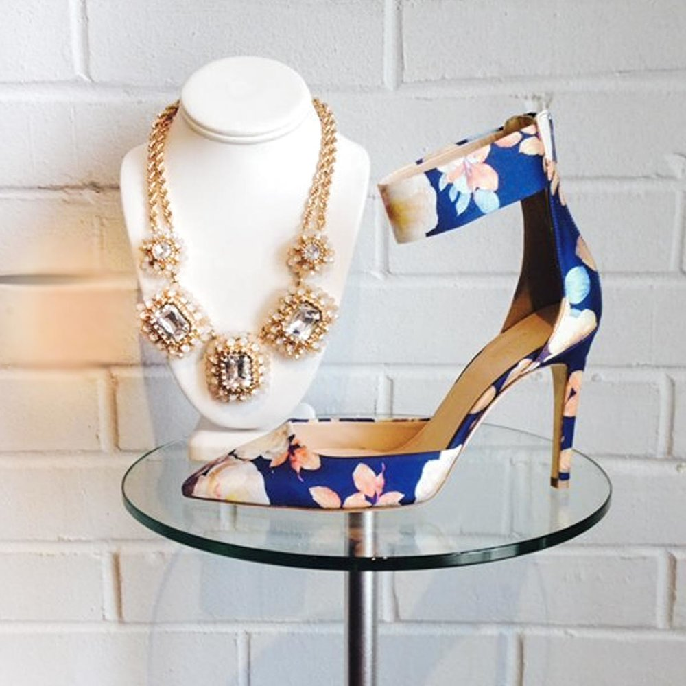 Photograph courtesy of Current Boutique