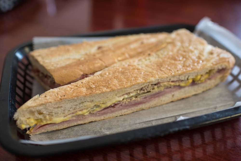 Cuban Sandwich at Arco Iris | Photo Credit: ©Find. Eat. Drink.