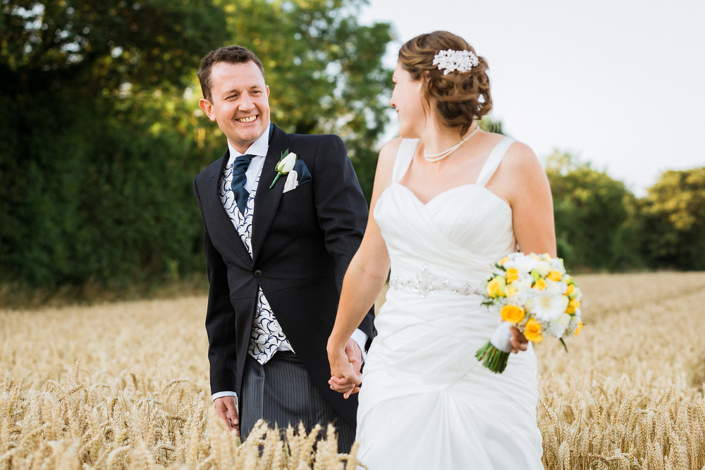 Dan and Kerry were both photographer making this shoot a massive challenge, we hard great fun photographing themtogether on this beautiful summer afternoon in kent
