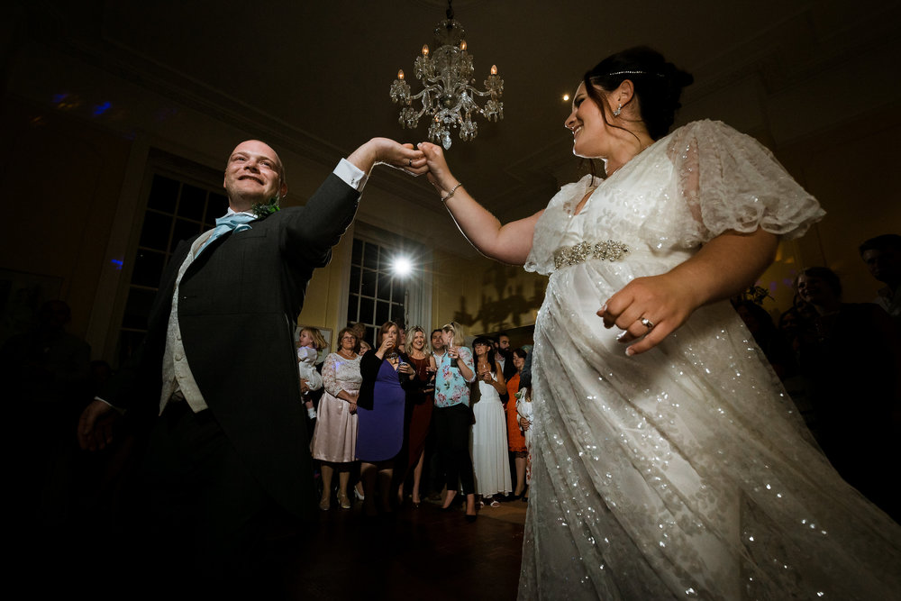 Kent - Wedding – Starborough manor - Caz & Col – The Big Dance Photo