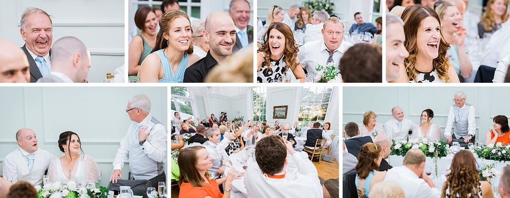 Kent wedding speeches by father of the bride