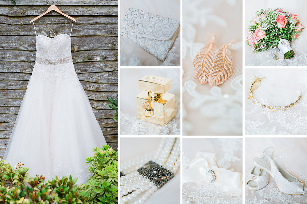 The Secret Garden, Bridal Prep, wedding Dress and jewlrey