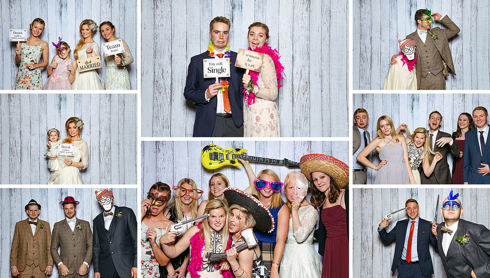 Kents Best Wedding Photobooth