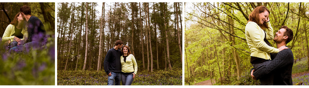 Trolley Country Park, Kent - Pre-Wedding Shoot - Edward Solly Photography