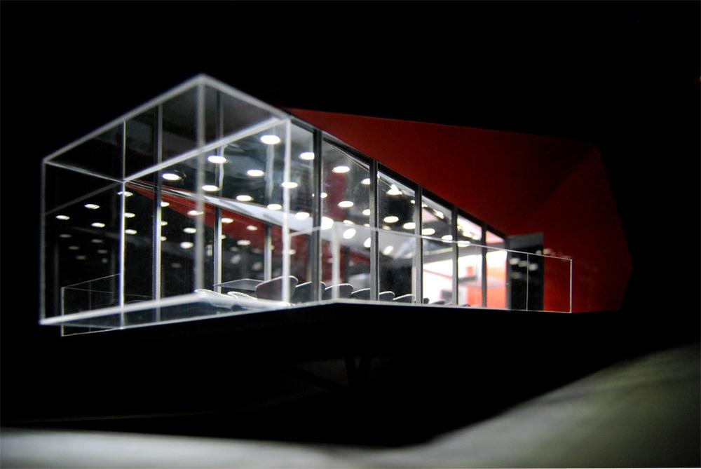 ©ONEOFF_Park Associati_The Cube_Ristorante Itinerante