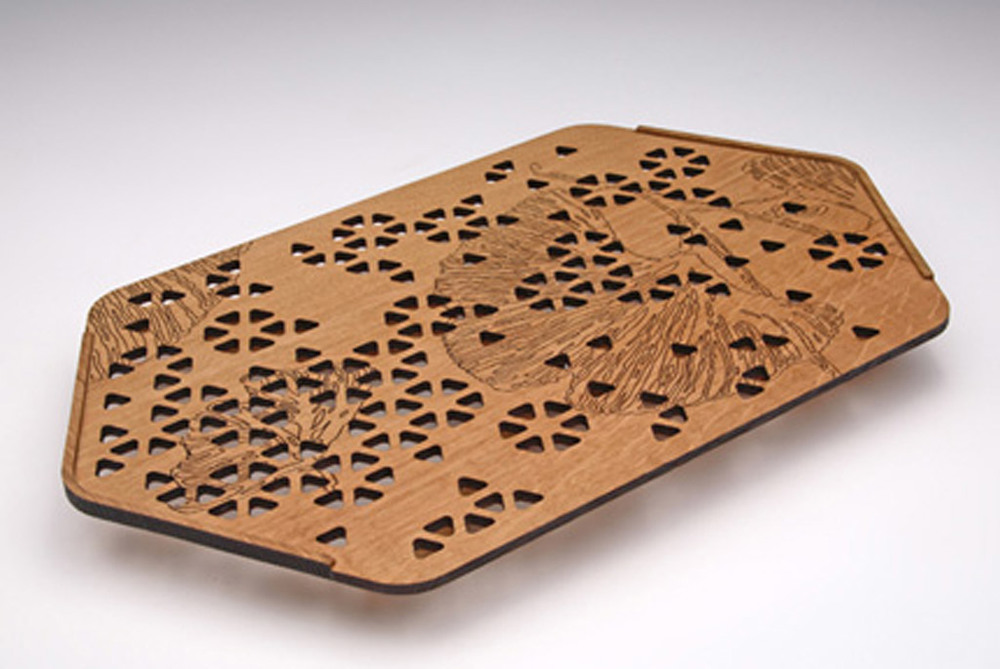 ©INDUSTREAL_Laser Cut_Christopher Coombes_Servagon
