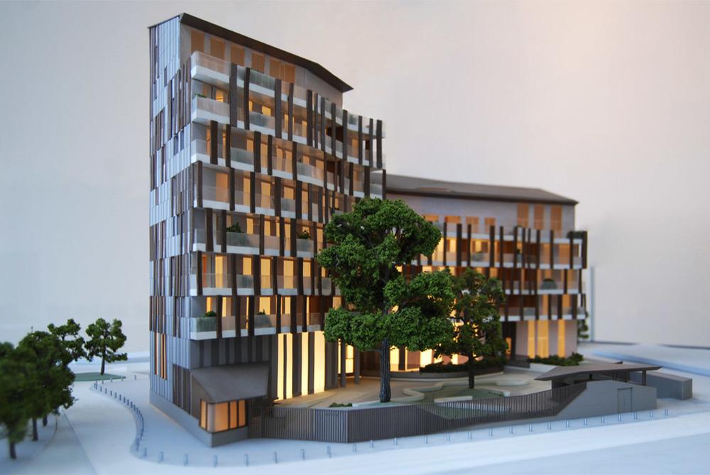 ©ONEOFF_Cino Zucchi Architetti_La Corte Verde di CorsoComo_Milano