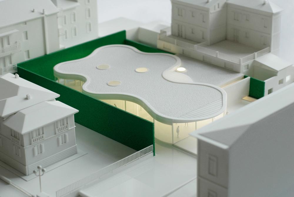 ©ONEOFF_Isozaki & Maffei Architects_Nuova Biblioteca diMaranello