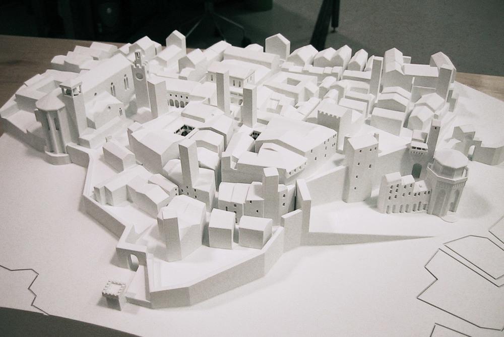©ONEOFF_Francesco Miniati_Comune di Perugia_Ricostruzione storica del Borgo sec XV