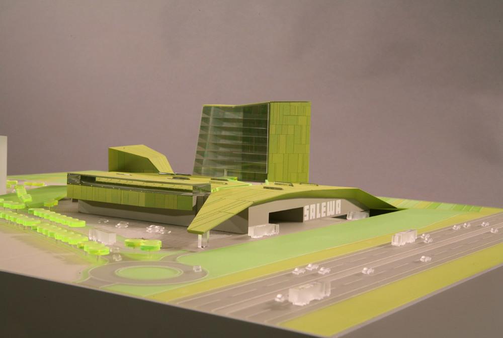 ©ONEOFF_Park Associati e Cino Zucchi Architetti_Salewa HQ_Bolzano