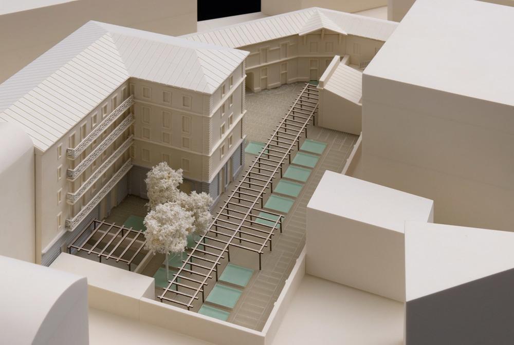 ©ONEOFF_Planear_Edificio a corte via Paolo Sarpi 53_Milano