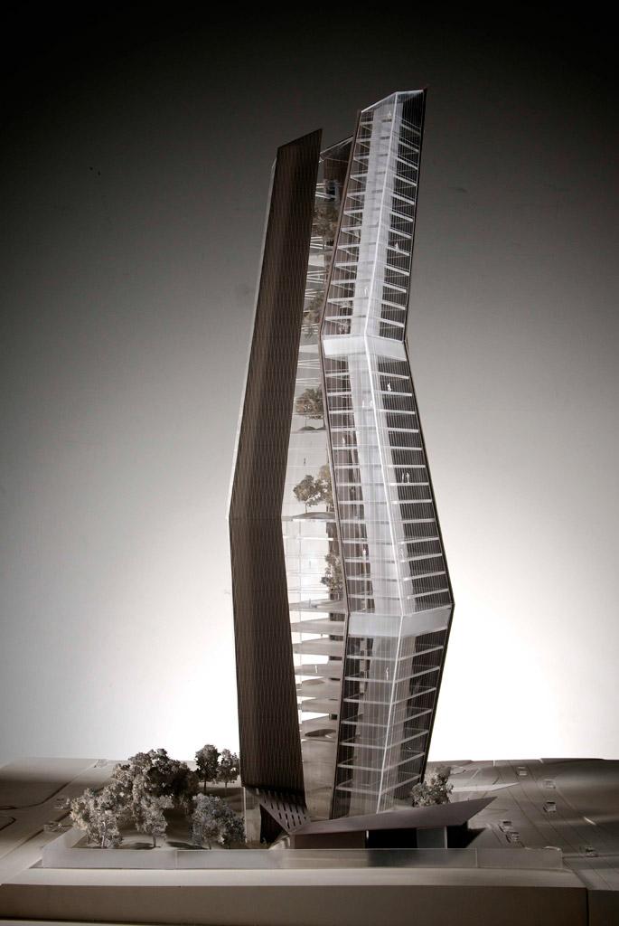 ©ONEOFF_Park Associati_Torre residenziale e direzionaleRegnum_Istanbul
