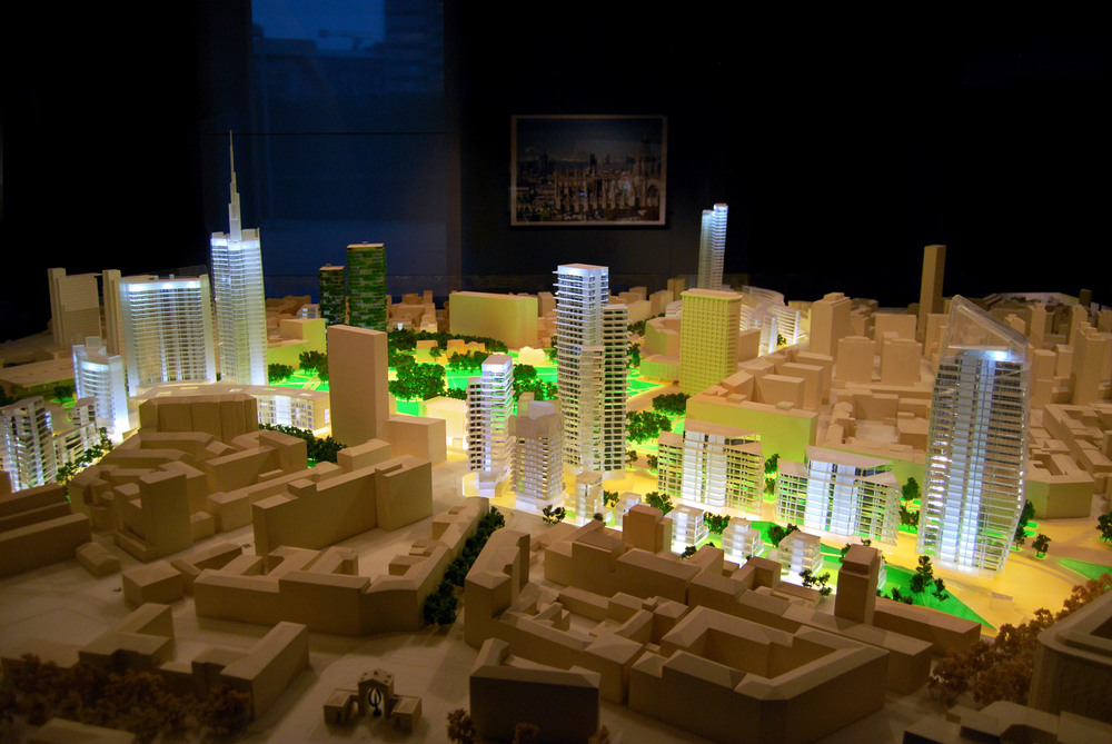 image of Hines Porta Nuova project Milano