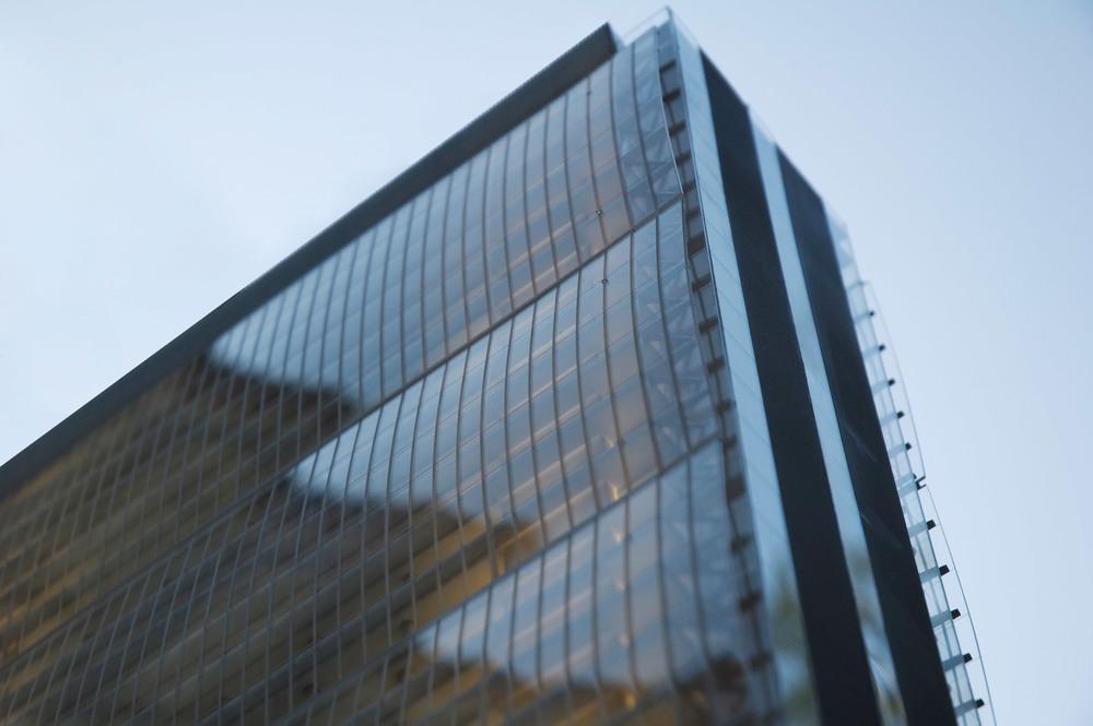 image of city life skycreaper Isozaki Milano