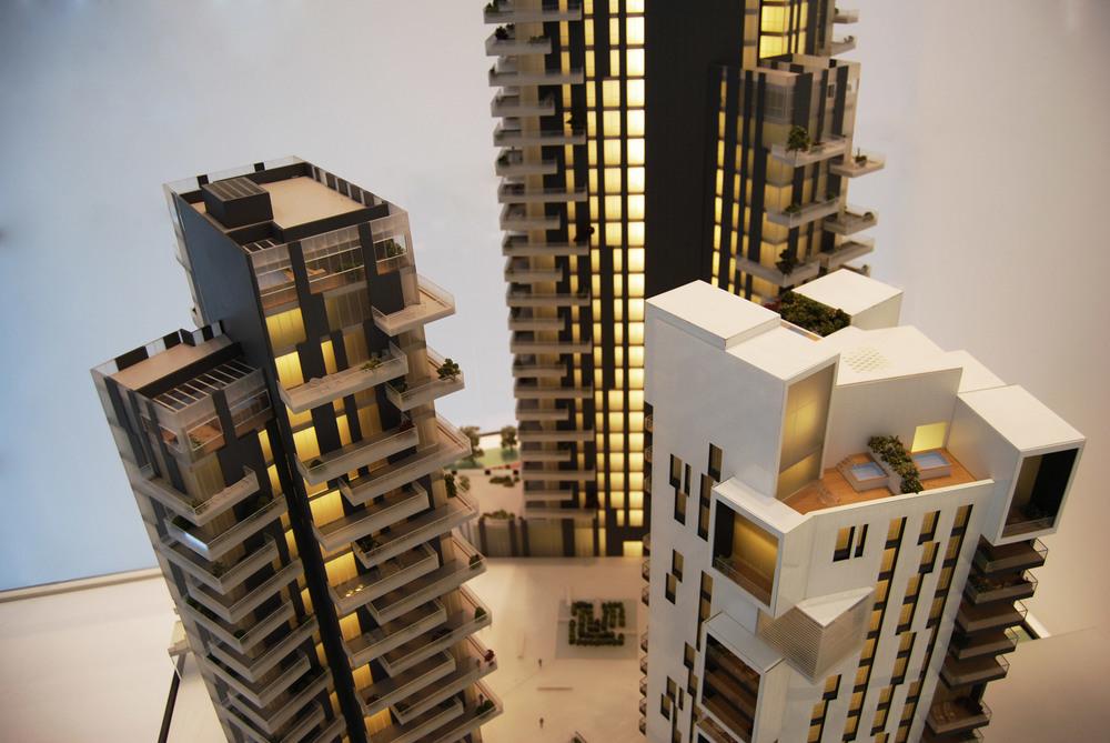 Image of porta nuova project Hines Milano