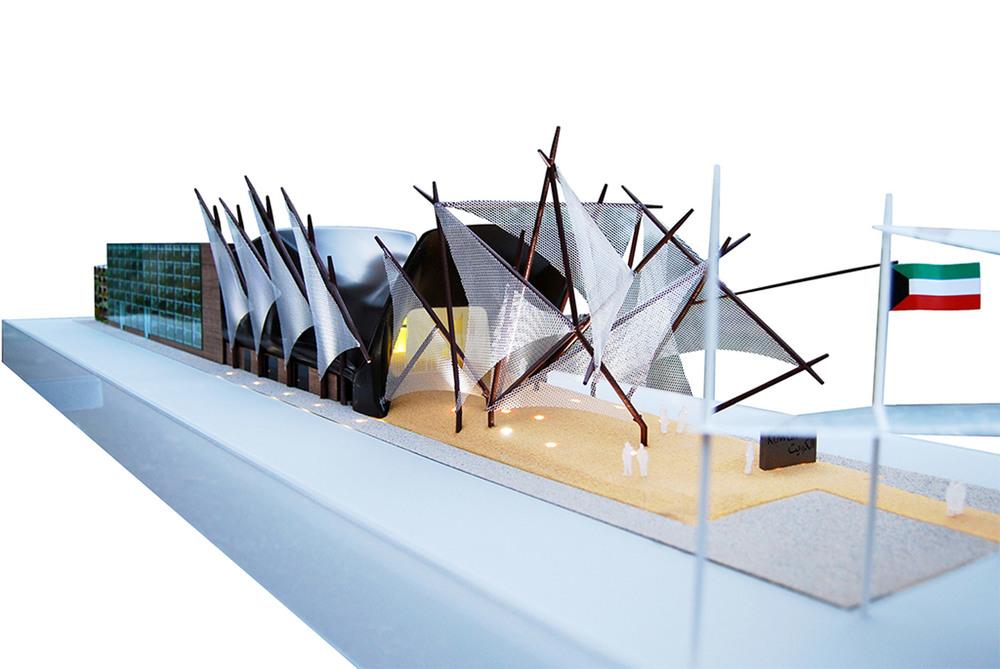 Expo2015 Kuwait Pavillion Milano