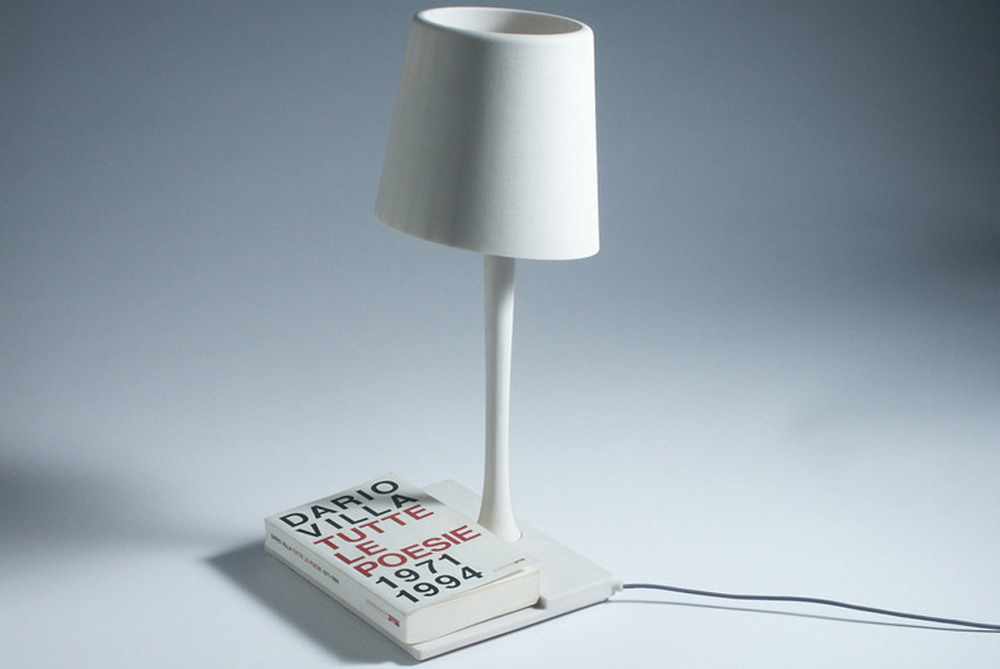 ©INDUSTREAL_Rapid Prototyping_Reading Lamp