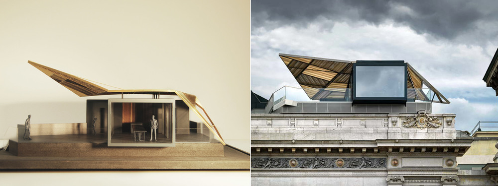 Architectural models vs Reality