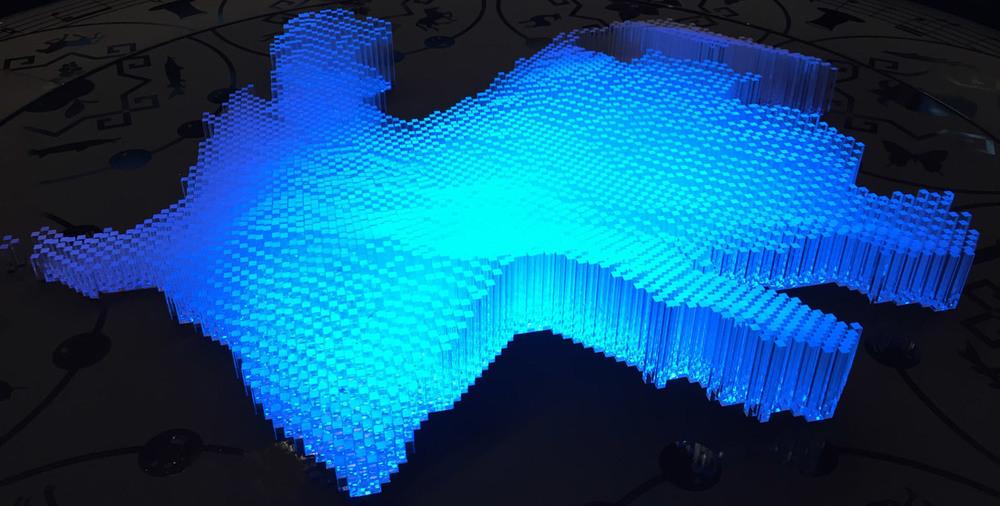 image of Laser Cut - Azerbajan