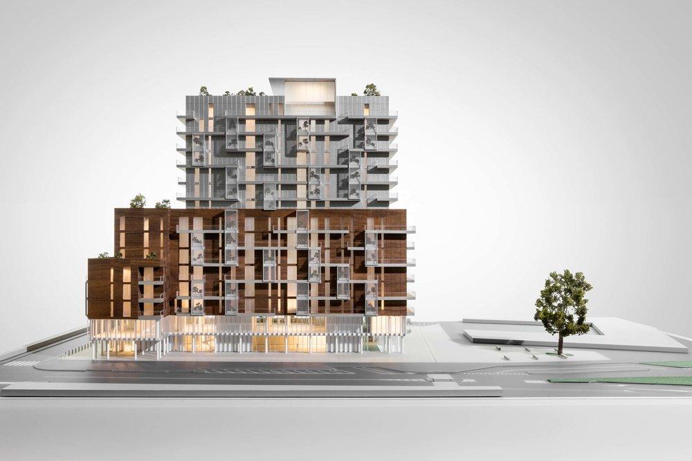 Image f modelli architettonici