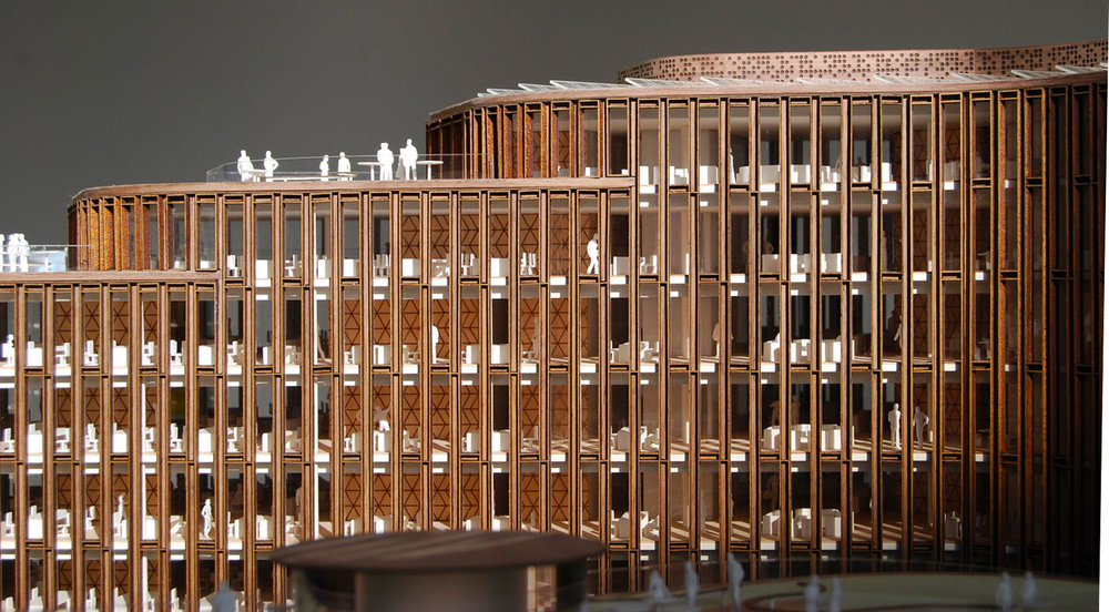 Image of architectural models