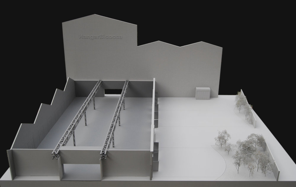 ©ONEOFF _ Calzoni Architetti_Hangar Bicocca