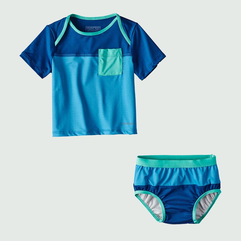 Patagonia svømmesæt - UV50