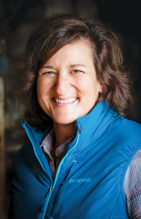 Rose Marcaria, CEO for Patagonia