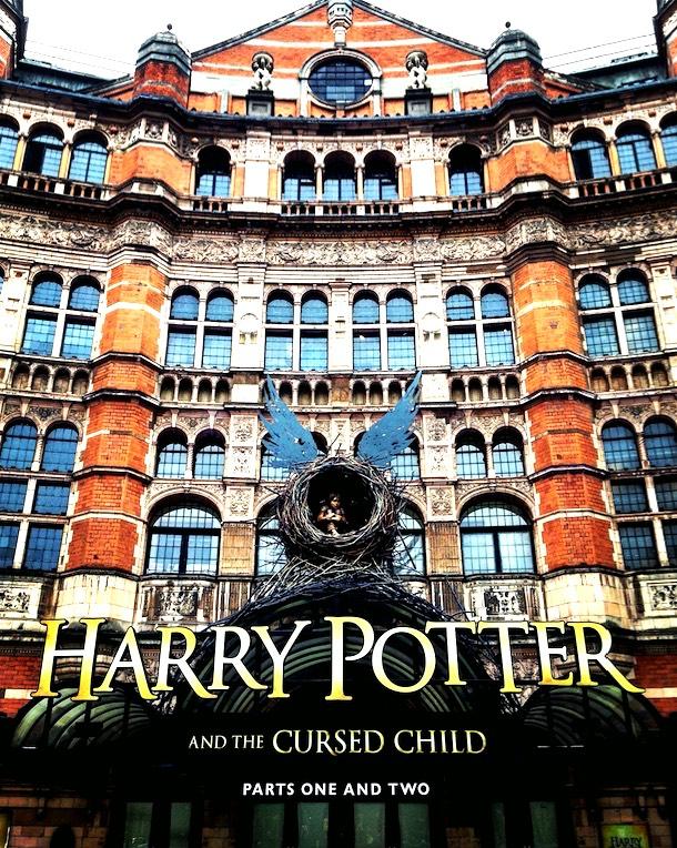 Harry Potter comes home to Soho