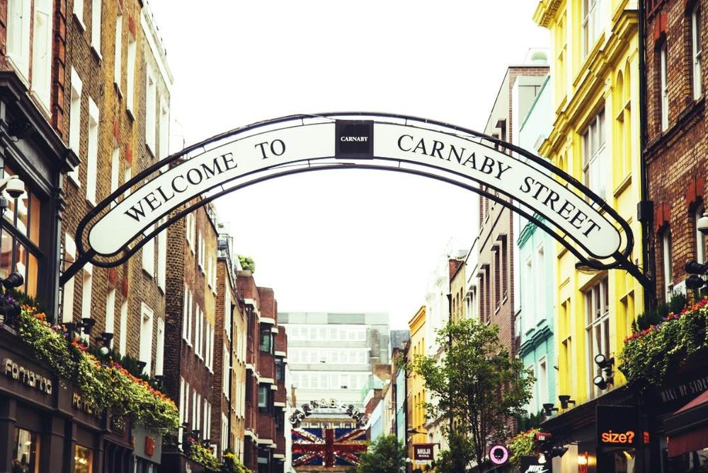 Soho is the place to be if you're starting a new business in the creative industries