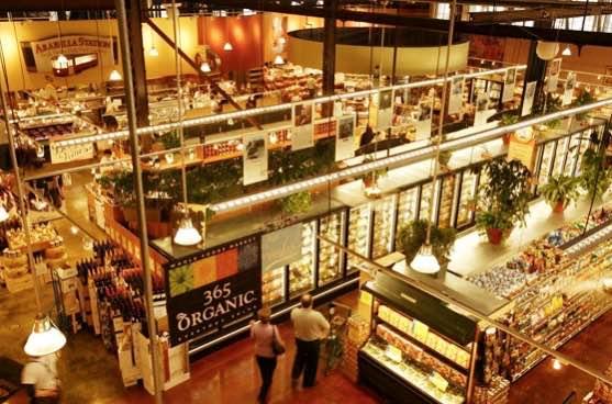 Whole Foods Market – 20 Glasshouse Street, W1B 5AR