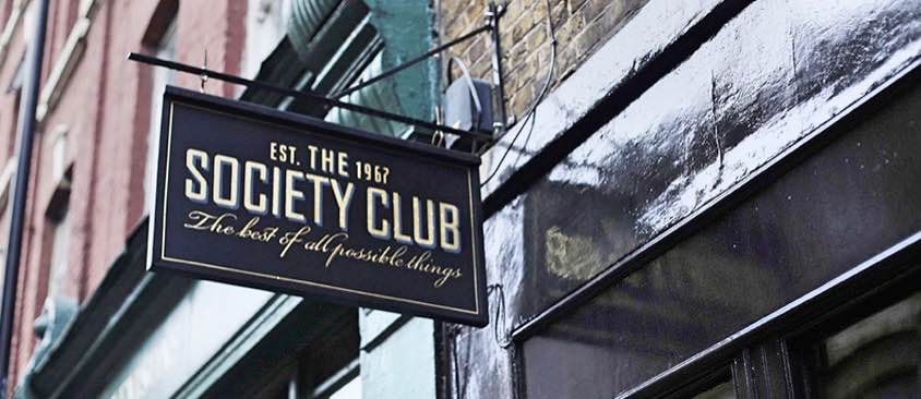 The Society Club Soho