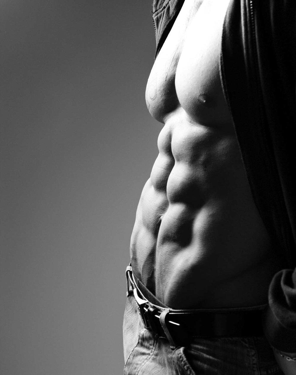 Männer | Fitness | Halbakt