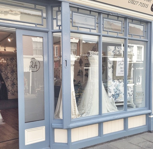 Rachel Ash Bridalwear Warwickshire Wedding Shop