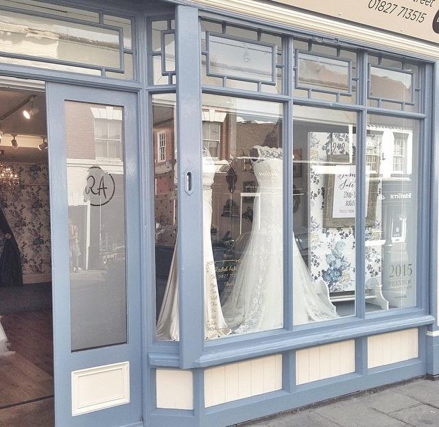 Rachel Ash Bridalwear Wedding Dress Shop Birmingham