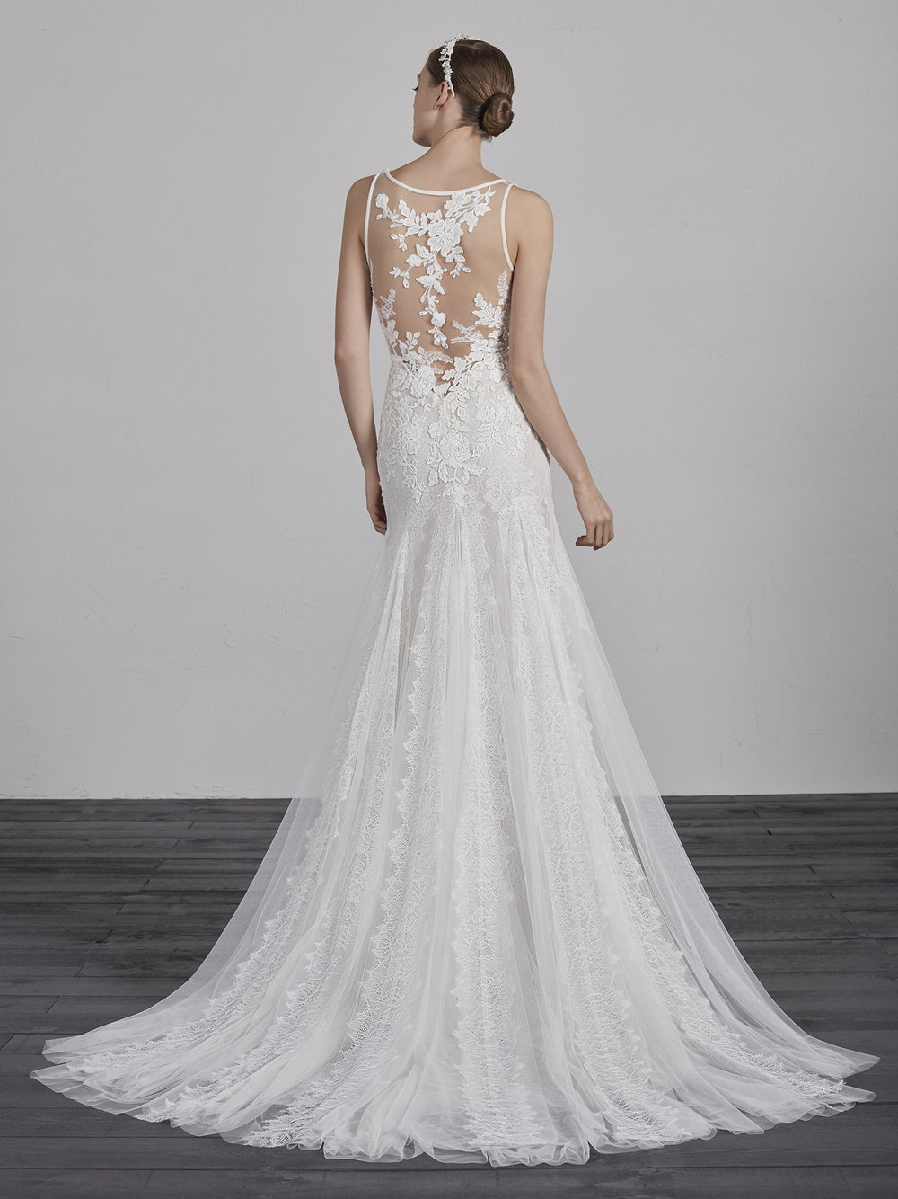 PRONOVIAS ESTAMPA