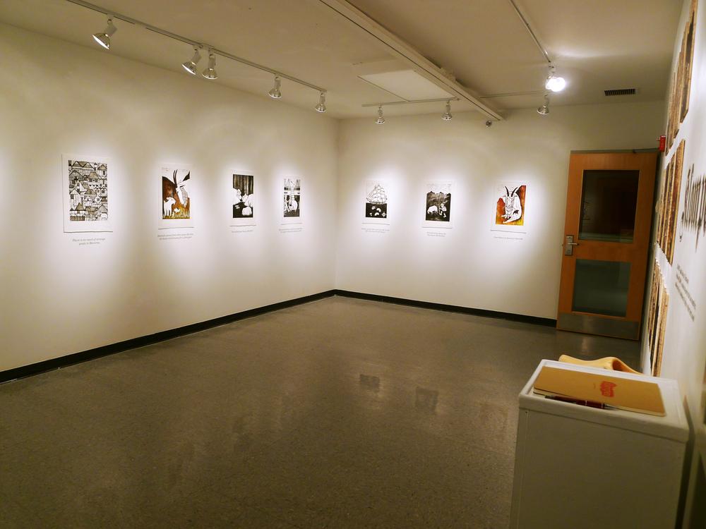 Klompen Gallery Jaclyn Fortier