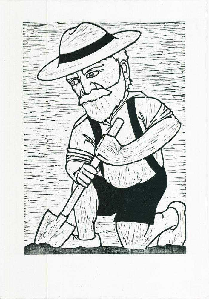 Hans, Farmer