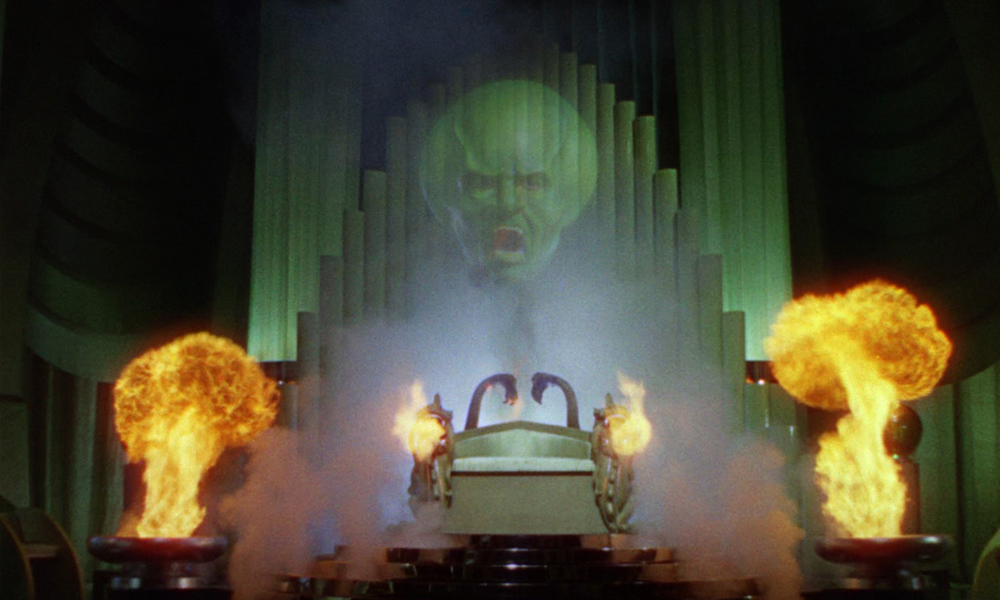 OZ scene from the 1939 film.