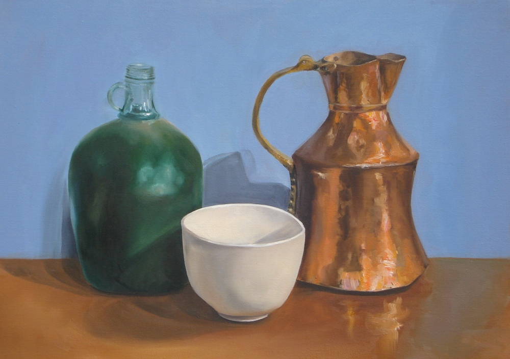 Trio of Vessels