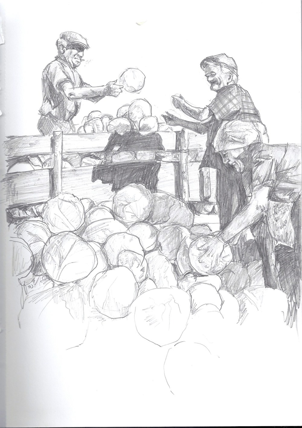 The Cabbage Workers Sketch.jpg
