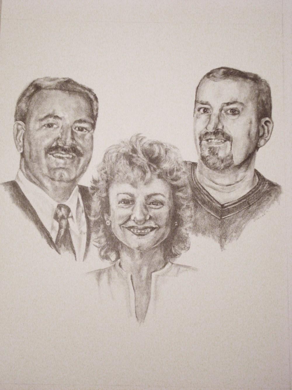 Ken, Debi, and Gary