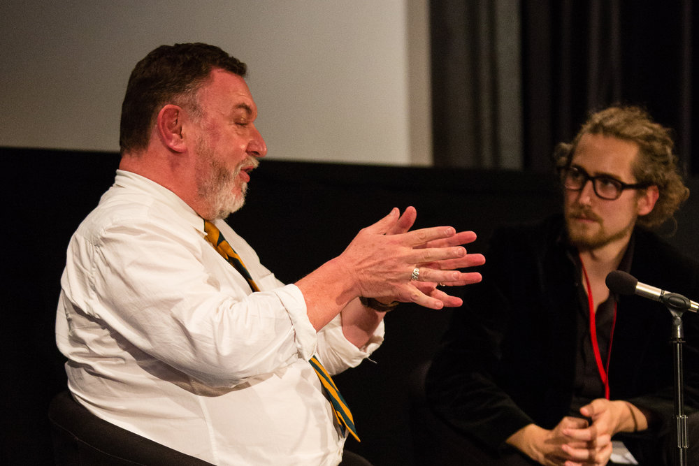 Barry Purves Joseph Wallace in conversation