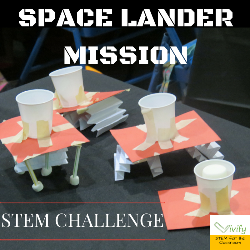 Space lander mission vivify - Homes built from recycled materials nasas outer space challenge ...