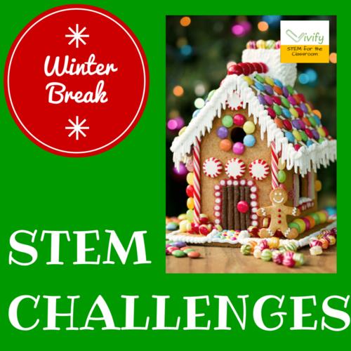 Christmas Stem Challenges.Winter Stem Challenges Vivify Stem