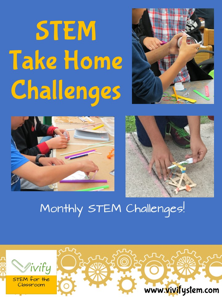 STEM Take Home Challenges