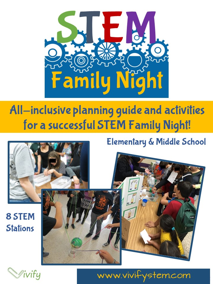 STEM Family Night Planning Guide