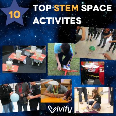 Top 10 STEM Space Activities — Vivify STEM