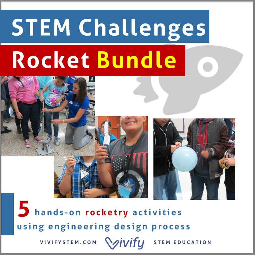 STEM Rocketry Challenges Bundle